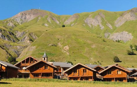 Vacances en montagne Résidence les Chalets de l'Arvan II - Saint Sorlin d'Arves