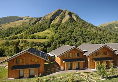 Location au ski Residence Les Chalets De L'arvan Ii - Saint Sorlin d'Arves - Extérieur été