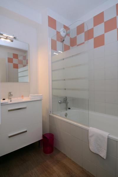 Vacances en montagne Résidence les Chalets de l'Isard - Les Angles - Salle de bains
