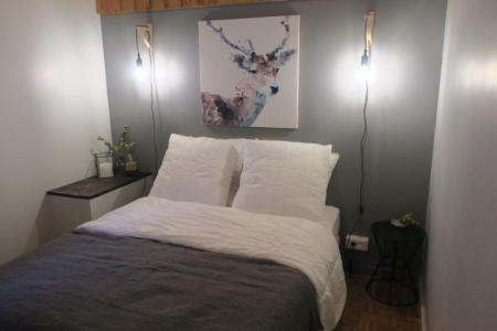 Vacances en montagne Appartement 2 pièces 5 personnes (B24) - Résidence les Chalets de Perthuis - Châtel - Chambre