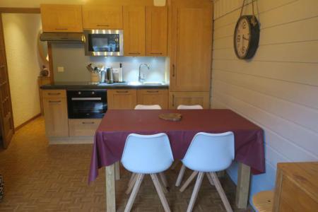 Vacances en montagne Appartement 2 pièces 5 personnes (B24) - Résidence les Chalets de Perthuis - Châtel - Table