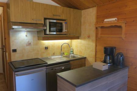 Vacances en montagne Appartement 2 pièces 6 personnes (A18) - Résidence les Chalets de Perthuis - Châtel - Kitchenette