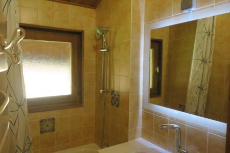 Vacances en montagne Appartement 2 pièces 6 personnes (A18) - Résidence les Chalets de Perthuis - Châtel - Salle de bains