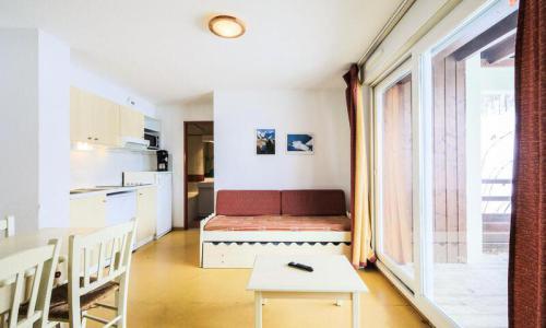 Аренда на лыжном курорте Апартаменты 2 комнат 4 чел. (Budget 29m²) - Résidence les Chalets de Puy Saint Vincent - Maeva Home - Puy-Saint-Vincent - летом под открытым небом