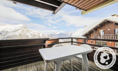 Аренда на лыжном курорте Résidence les Chalets de Puy Saint Vincent - Maeva Home - Puy-Saint-Vincent - летом под открытым небом