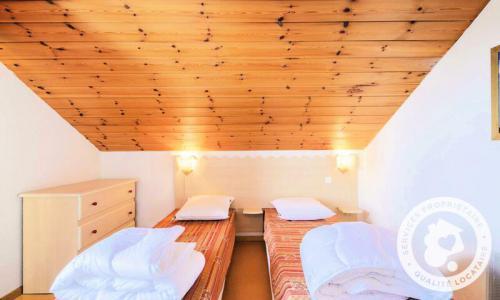 Аренда на лыжном курорте Апартаменты 3 комнат 6 чел. (Confort 55m²-3) - Résidence les Chalets de Puy Saint Vincent - Maeva Home - Puy-Saint-Vincent - летом под открытым небом