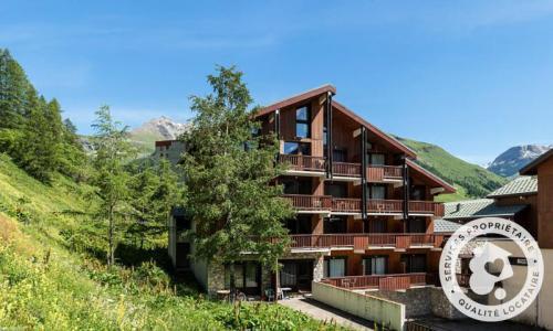 Аренда на лыжном курорте Résidence les Chalets de Solaise - Maeva Home - Val d'Isère - летом под открытым небом