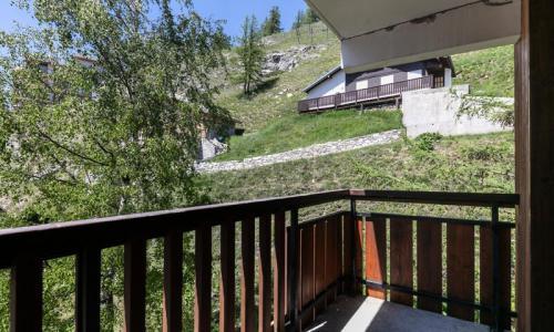 Аренда на лыжном курорте Квартира студия для 4 чел. (Confort 20m²) - Résidence les Chalets de Solaise - Maeva Home - Val d'Isère - летом под открытым небом