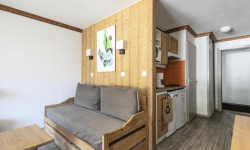 Аренда на лыжном курорте Квартира студия для 3 чел. (Confort 18m²-1) - Résidence les Chalets de Solaise - Maeva Home - Val d'Isère - летом под открытым небом
