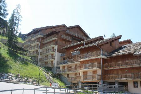 Location au ski Résidence les Chalets de Wengen - Montchavin La Plagne - Extérieur été