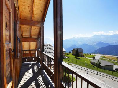 Vacances en montagne Résidence les Chalets des Cimes - La Toussuire - Logement