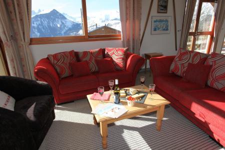 Vacances en montagne Résidence les Chalets des Cimes - La Toussuire - Réception