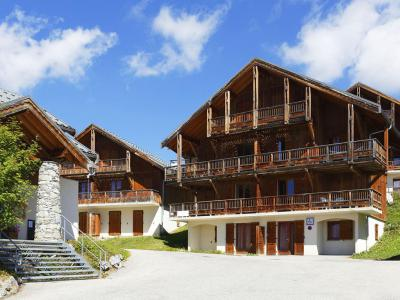 Vacances en montagne Résidence les Chalets des Cimes - La Toussuire - Extérieur été