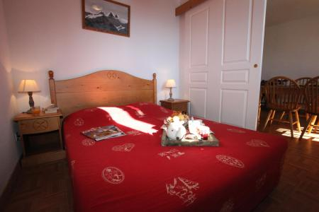 Vacances en montagne Résidence les Chalets des Cimes - La Toussuire - Chambre
