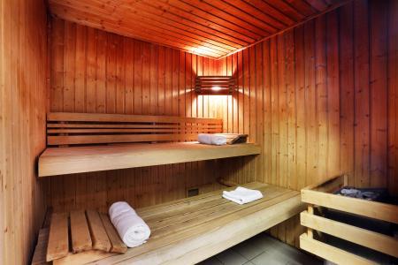 Vacances en montagne Résidence les Chalets des Cimes - La Toussuire - Sauna