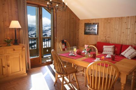 Vacances en montagne Résidence les Chalets des Cimes - La Toussuire - Séjour