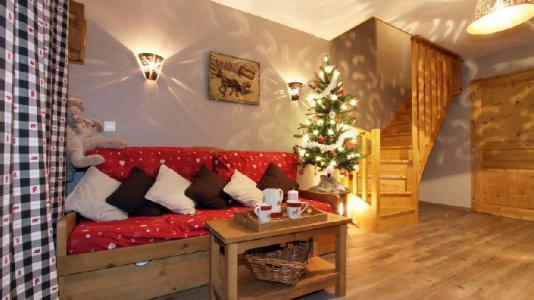 Vacances en montagne Appartement duplex 2-3 pièces 6 personnes (002) - Résidence les Chalets des Rennes - Vars - Logement