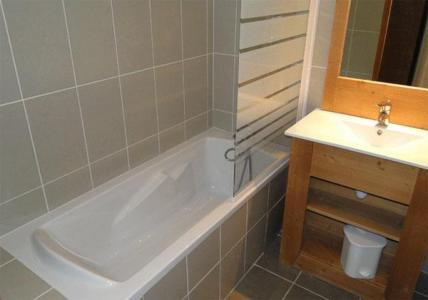 Vacances en montagne Résidence les Chalets des Rennes - Vars - Salle de bains