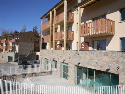 Alquiler al esquí Résidence les Chalets du Belvédère - Font Romeu - Verano