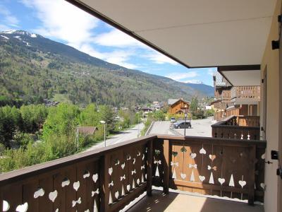 Rent in ski resort 2 room apartment 4 people (D2) - Résidence les Chalets du Ponthier - Courchevel - Summer outside