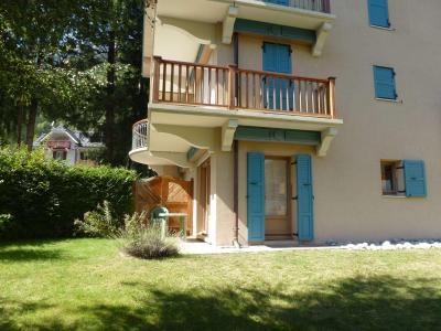 Vacances en montagne Appartement 2 pièces 4 personnes - Résidence les Chalets du Savoy - Colorado - Chamonix - Extérieur été
