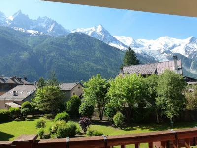 Location Chamonix : Résidence les Chalets du Savoy - Kashmir été