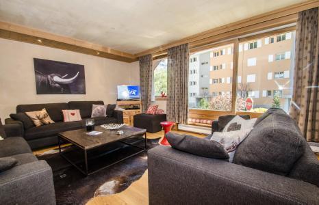 Vacances en montagne Appartement duplex 6 pièces 10-12 personnes (Kashmir) - Résidence les Chalets du Savoy - Kashmir - Chamonix
