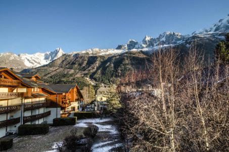 Vacances en montagne Appartement 3 pièces 6 personnes (Lavue) - Résidence les Chalets du Savoy - Kashmir - Chamonix