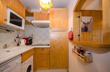 Vacances en montagne Appartement 3 pièces 4-5 personnes (Simba) - Résidence les Chalets du Savoy - Kashmir - Chamonix - Cuisine