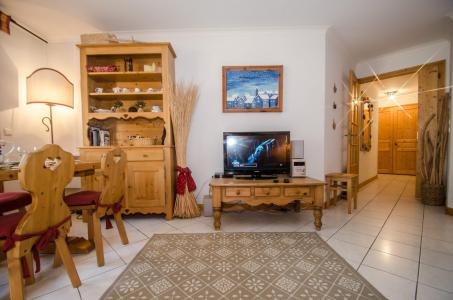 Vacances en montagne Appartement 3 pièces 4-5 personnes (Simba) - Résidence les Chalets du Savoy - Kashmir - Chamonix - Séjour