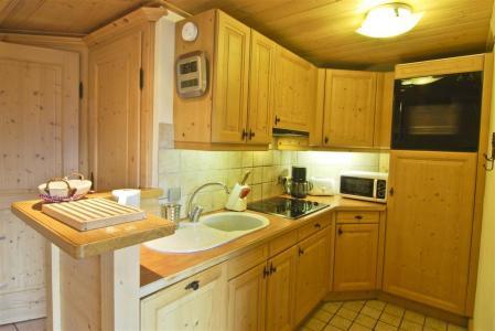 Vacances en montagne Appartement 3 pièces 6 personnes (Volga) - Résidence les Chalets du Savoy - Kashmir - Chamonix - Cuisine