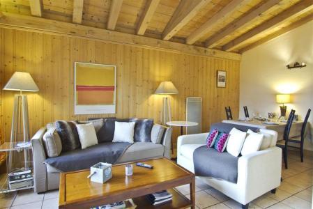 Vacances en montagne Appartement 3 pièces 6 personnes (Volga) - Résidence les Chalets du Savoy - Kashmir - Chamonix - Séjour