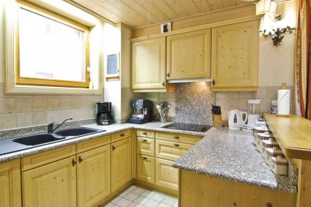 Vacances en montagne Appartement duplex 4 pièces 6 personnes (Neva) - Résidence les Chalets du Savoy - Kashmir - Chamonix - Cuisine