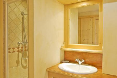 Vacances en montagne Appartement duplex 4 pièces 6 personnes (Neva) - Résidence les Chalets du Savoy - Kashmir - Chamonix - Salle d'eau