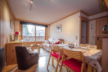 Location au ski Appartement 2 pièces 4 personnes - Résidence les Chalets du Savoy - Orchidée - Chamonix - Extérieur été