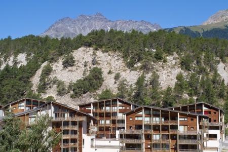 Location La Norma : Résidence les Chalets et Balcons de la Vanoise été