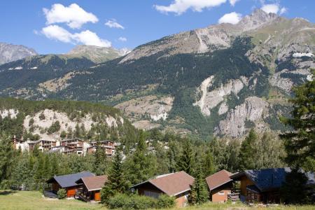 Location au ski Residence Les Chalets Et Balcons De La Vanoise - La Norma - Extérieur été