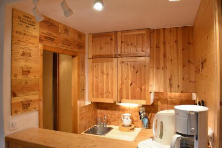 Vacances en montagne Appartement 3 pièces 6 personnes (M1) - Résidence les Chandonnelles I - Méribel - Logement