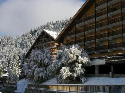 Vacances en montagne Résidence les Chandonnelles II - Méribel