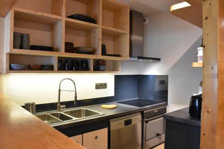 Vacances en montagne Appartement 6 pièces 10 personnes (30) - Résidence les Chandonnelles II - Méribel