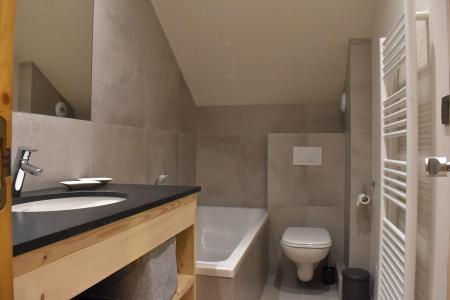 Vacances en montagne Appartement 6 pièces 10 personnes (30) - Résidence les Chandonnelles II - Méribel - Baignoire