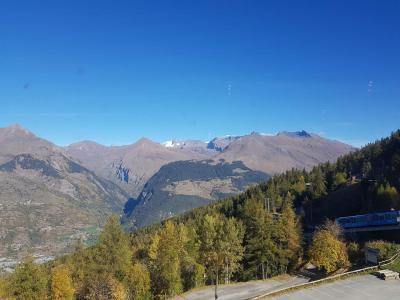 Location au ski Studio 3 personnes (CHA349R) - Résidence les Charmettes - Les Arcs - Extérieur été