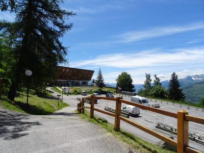 Location au ski Résidence les Charmettes - Les Arcs - Extérieur été