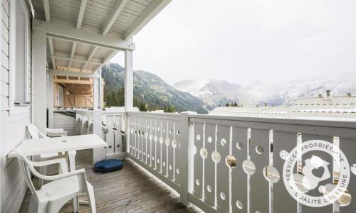 Location au ski Appartement 3 pièces 8 personnes (Confort 60m²-1) - Résidence les Châteaux de Crans - Maeva Home - Flaine - Extérieur été