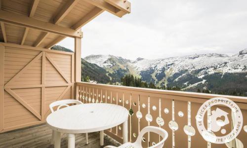 Location au ski Appartement 2 pièces 6 personnes (Sélection 42m²-3) - Résidence les Châteaux de Crans - Maeva Home - Flaine - Extérieur été
