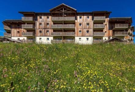 Location au ski Residence Les Chaumettes - Superdévoluy - Extérieur été
