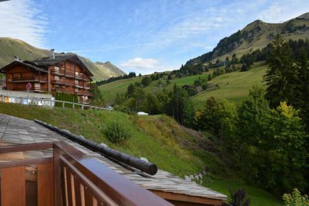 Urlaub in den Bergen Studio Schlafnische 4 Personen (17) - Résidence les Cîmes - Le Grand Bornand