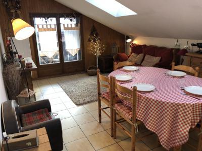 Vacances en montagne Appartement 3 pièces 5 personnes (A337) - Résidence les Cimes d'Or - Les Contamines-Montjoie