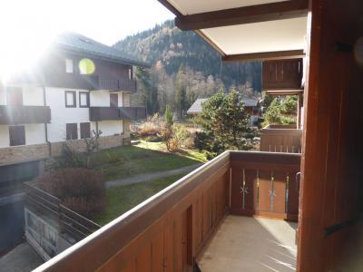 Vacances en montagne Studio coin montagne 4 personnes (A118) - Résidence les Cimes d'Or - Les Contamines-Montjoie