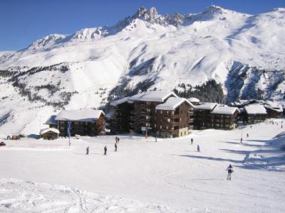 Vacances en montagne Résidence les Cimes I - Méribel-Mottaret